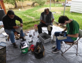 gallery/flintknapping